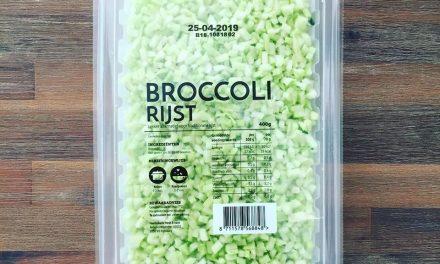 Is broccoli rijst gezond?