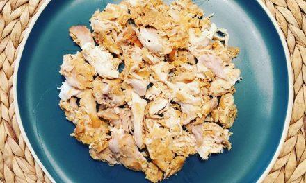 Hoe maak je pulled chicken?