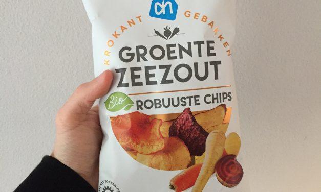 Is groentechips gezonder dan normale aardappelchips?