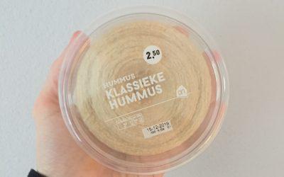 Is hummus gezond broodbeleg?