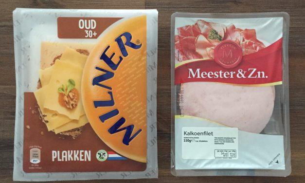 Zijn kaas en vleeswaren gezonde keuzes als beleg?