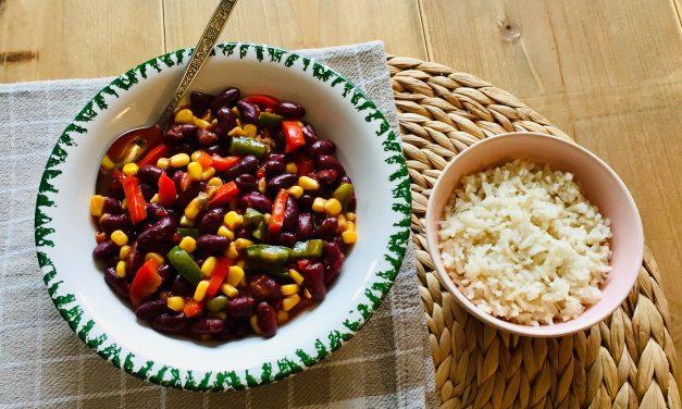 Simpele chili sin carne