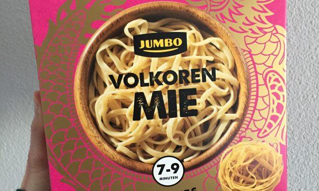 Gezonde volkoren mie noodles