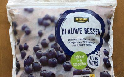 Zijn blauwe bessen (diepvries) gezond?