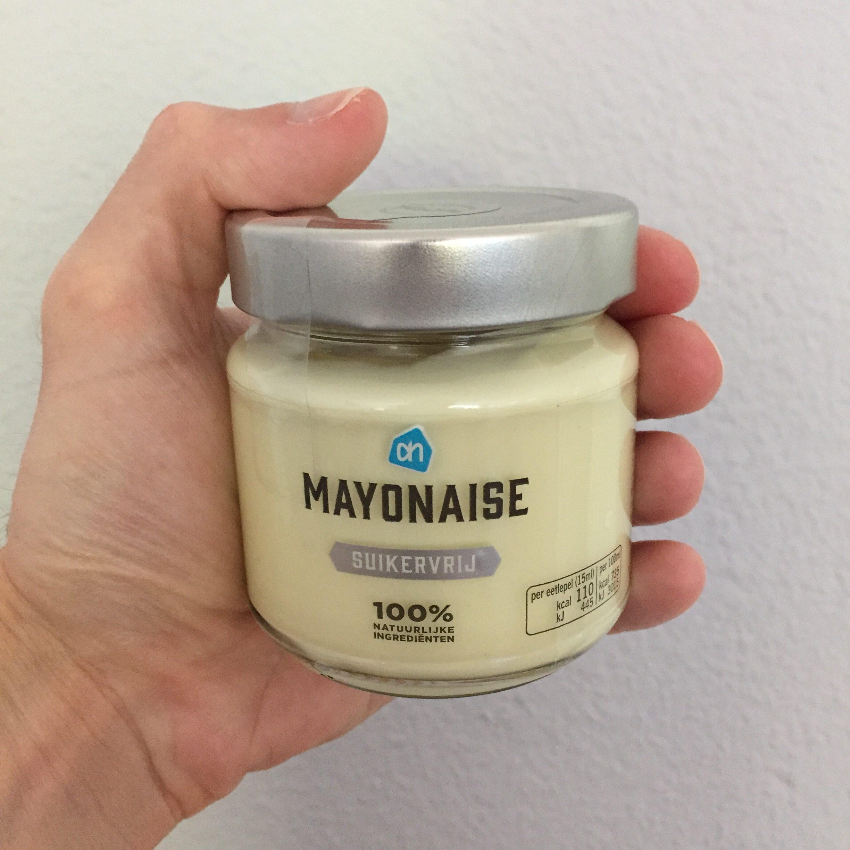 Gezonde mayonaise ah