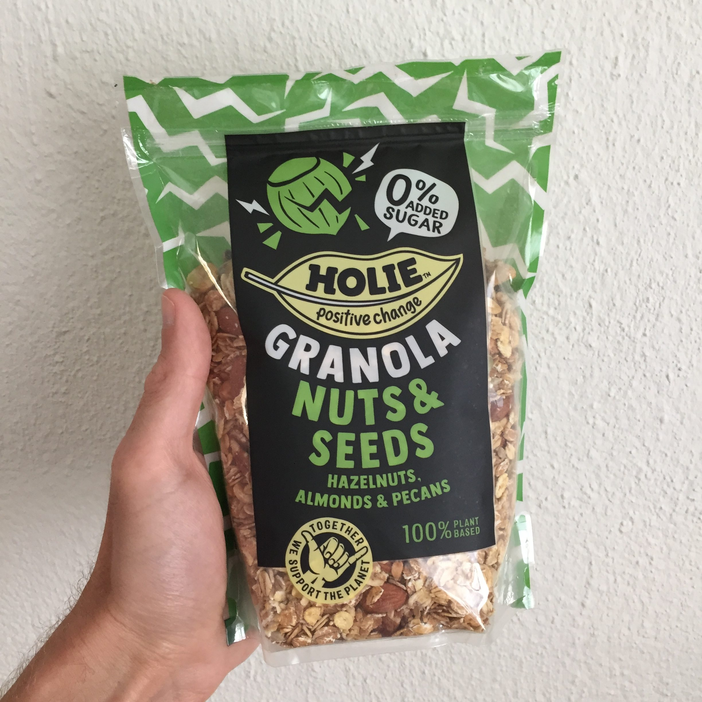 Granola gezond recept