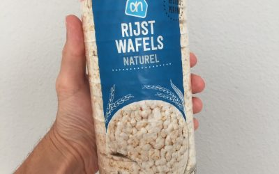 Zijn rijstwafels gezond?